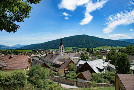 Mauterndorf: Burgerlebnis und Bauernherbst