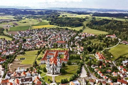 Ottobeuren (Bayern): Beethoven im Barockjuwel