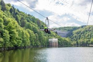 Oberharz: Adrenalinschub und Nervenkitzel
