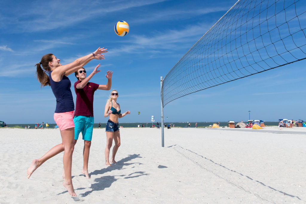 Sport im Urlaub: Aktiv am Meer