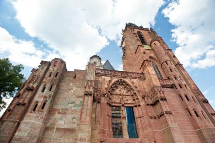 Wetzlar: Eine einzigartige Kirche