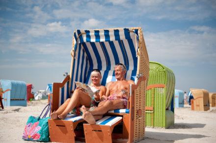 Die beste Reisezeit für Best Ager: Nordsee