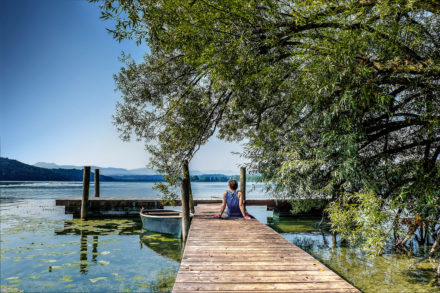 Waginger See: Beere für Beere zur Erholung