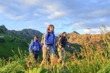 Die Natur ruft: Tipps fürs Wandern