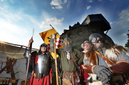 Burg Altena: 5 Termine für einen besonderen Zeitsprung ins Mittelalter