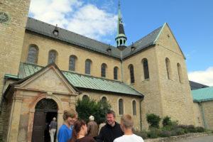 Eine Auszeit im Kloster Huysburg bei Halberstadt