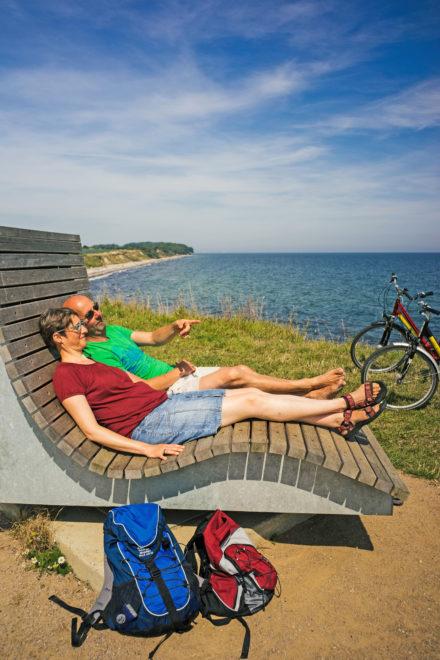Radfahren & Gelbes Meer: Sonneninsel Fehmarn