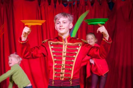 Manege frei in der Lübecker Bucht: Zirkus und Artisten